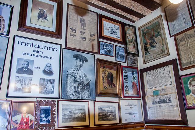 Restaurantes Centenarios de Madrid - Malacatín 2