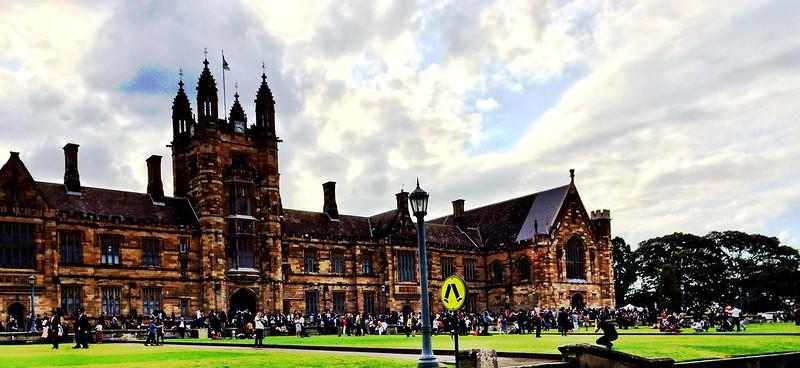 The University of Sydney, Camperdown, Sydney, Australia