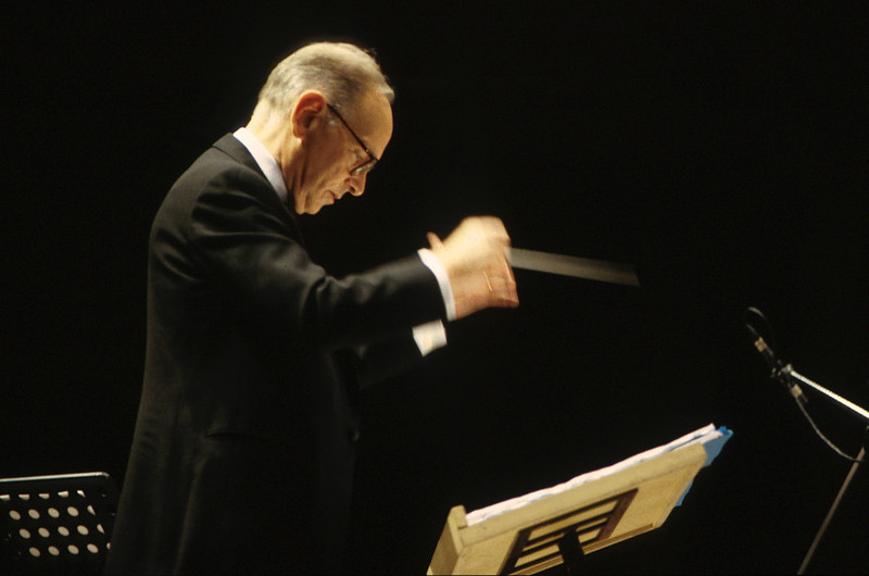 Ennio Morricone al Meeting