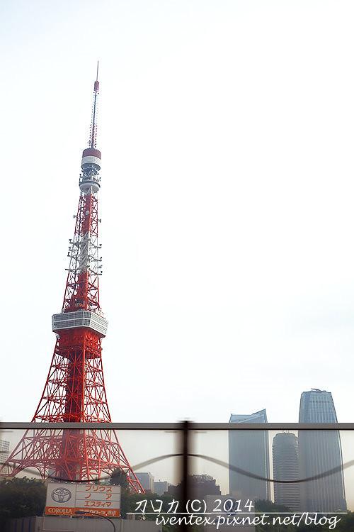 19刀口力日本東京鐵塔