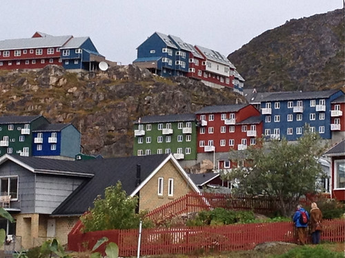 Greenland Qaqortoq apartments