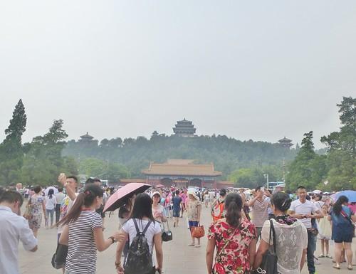Beijing-Cité Interdite-Porte du Génie Militaire (7)