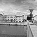 Pisa 2014 panoramica copia 2 BW by marcellovadacca