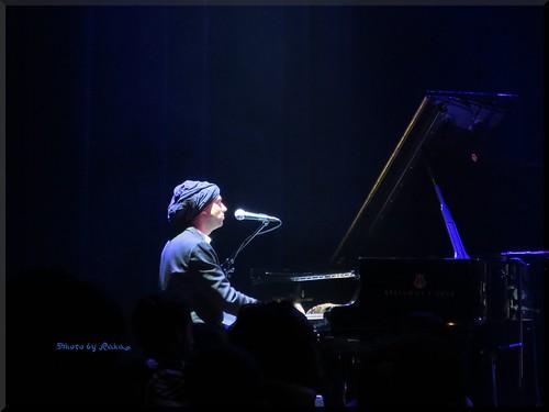 Photo:2014-10-07_T@ka.'s Life Log Book_【Music】billboard LIVE Idan Raichel ミッドタウンの素敵なライブスペースに行って来ました_02 By:logtaka