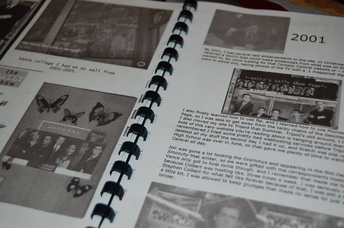 Anita's Daily Show Page - a zine about the five years I had a fan site about the daily show