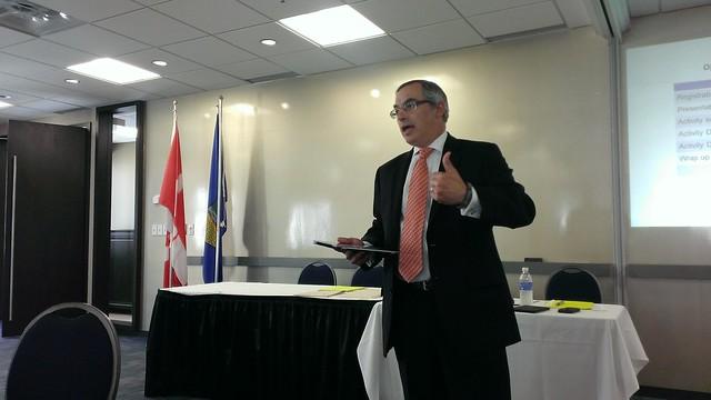Treasury Board President Tony Clement