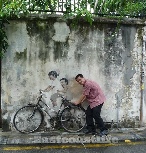 Penang bike