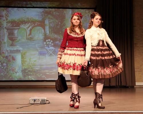 Classic Lolita Twins