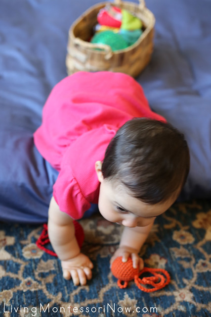 Building Strength and Balance by Crawling off a Floor Bed