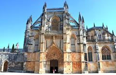 Batalha, Mosteiro de Santa Maria da Vitória, Portugal