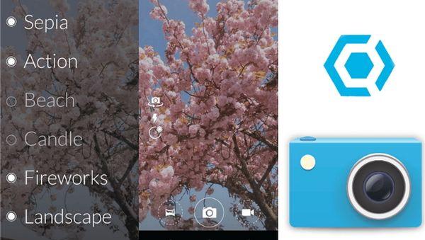 Камера Cyanogen