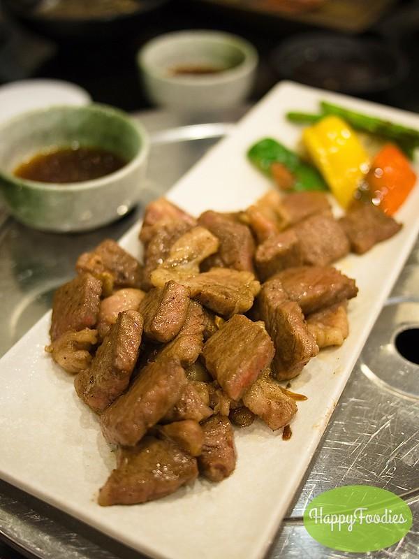 Matsusaka Teppanyaki