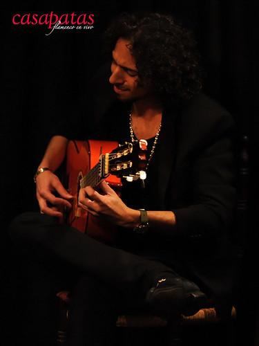 Jony Jiménez. Foto: Martín Guerrero
