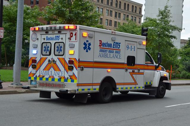 Boston EMS 63