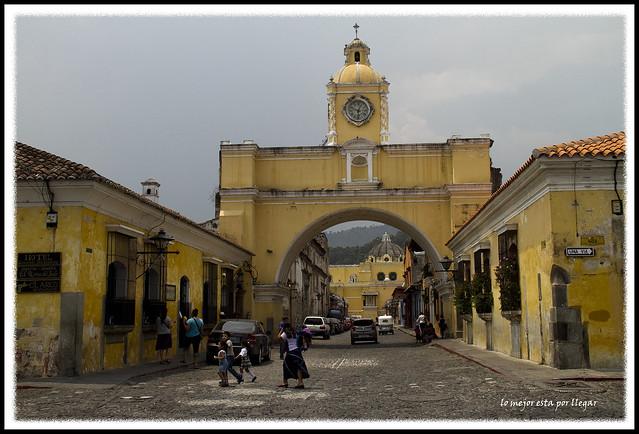 Visita Antigua en Guatemala por libre