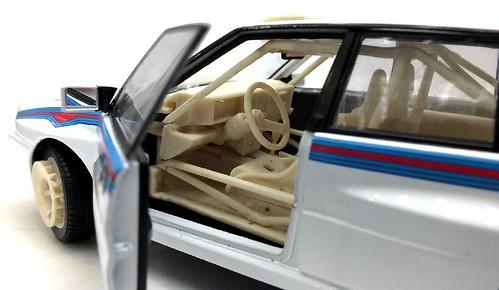 CP Model Lancia Delta HF Transkit