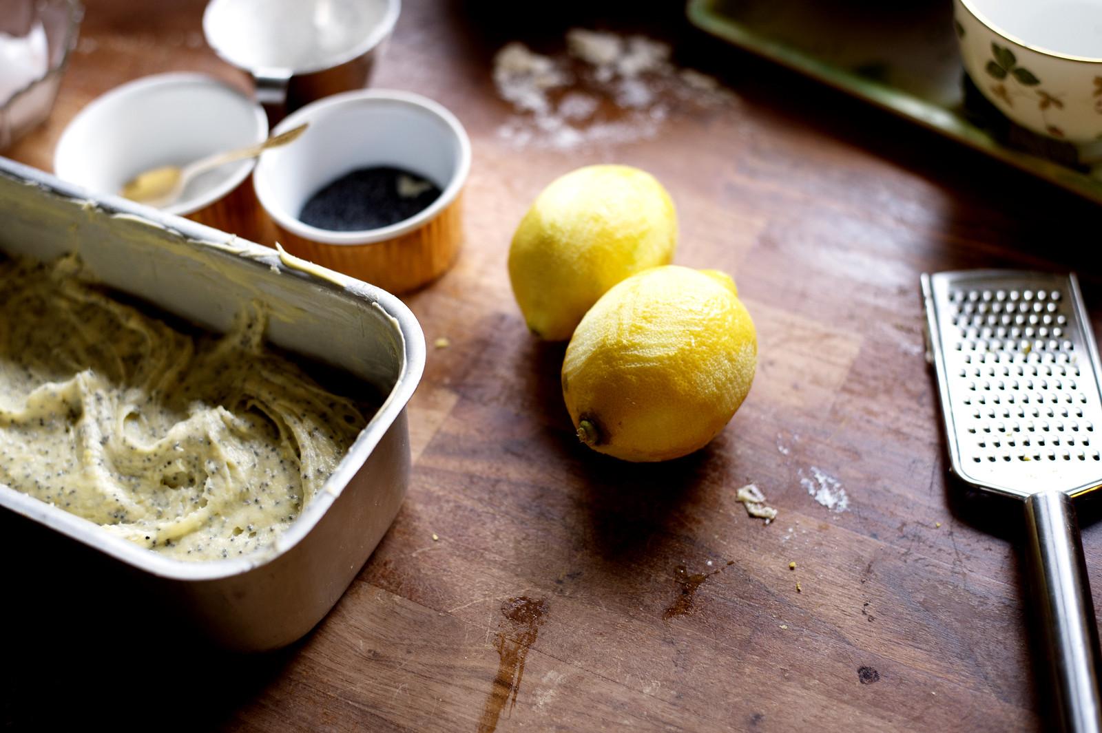 citron och vallmokaka
