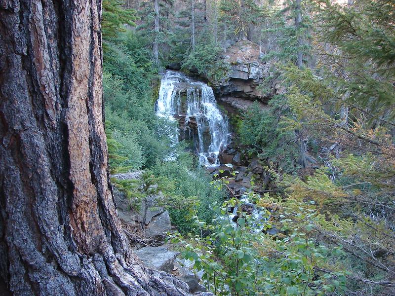 Middle Chush Falls
