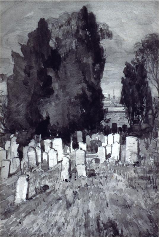 St David's Burial Ground, Hobart