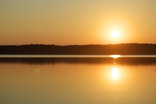 sunset canon nc durham northcarolina apex lakejordan 600d 55250mm rebelt3i lakejordanstaterecreationarea