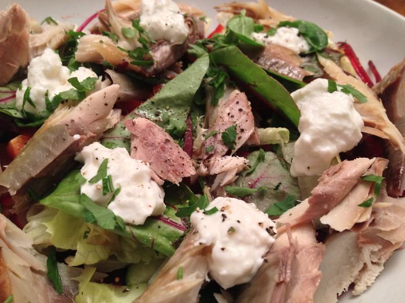 "Smoked Mackerel Salad with Horseradish Yoghurt : Season well""><br /><br />Season well<br /><br /><img src="