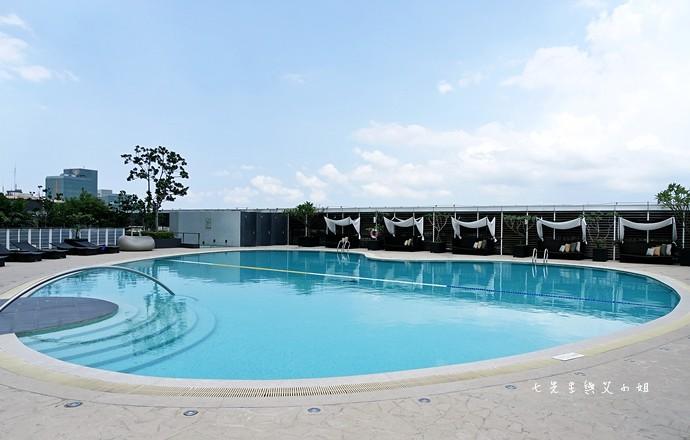 25 香格里拉台南遠東國際飯店 豪華閣 環境 住房