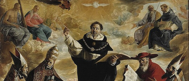 Apoteósis de Santo Tomás (Zurbarán)