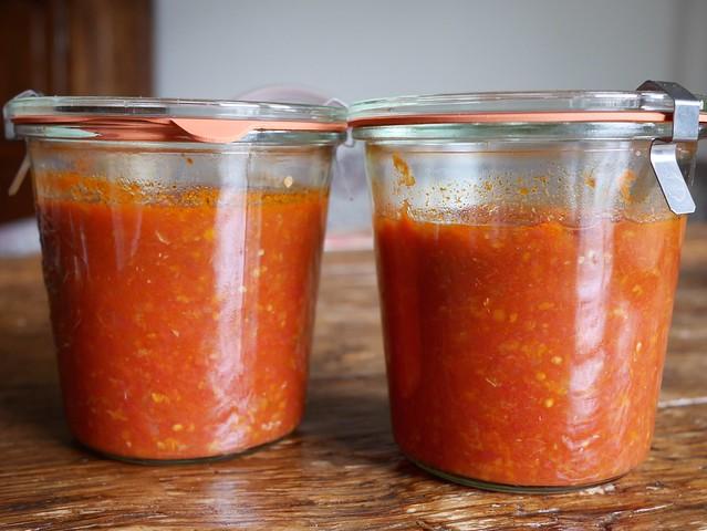 木, 2014-10-02 12:30 - tomato sauce