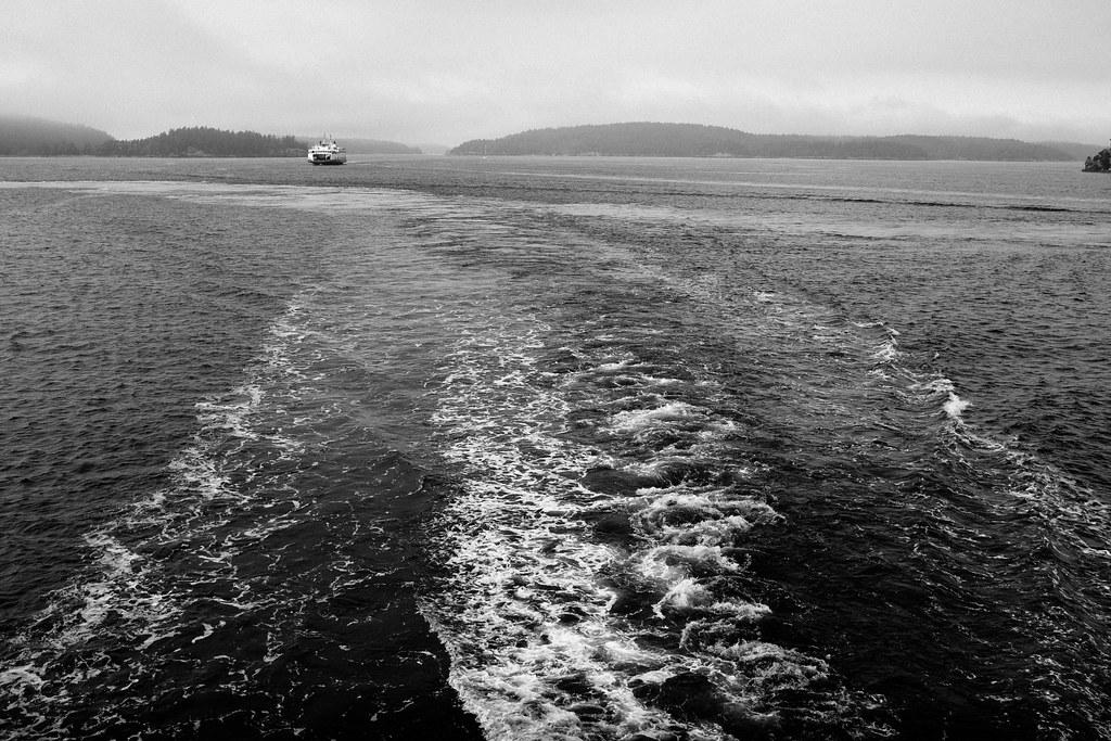 Orcas Island Ferry 06