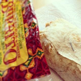 Amy's burrito staple