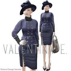 NEW! Valentina E. Saint Germain Ensemble Only at FaMESHed!