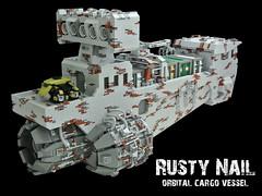 Rusty Nail - Cargo Vessel