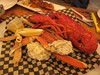 Junior: 1lb. Snow Crab Legs & 1.25 lb. Lobster