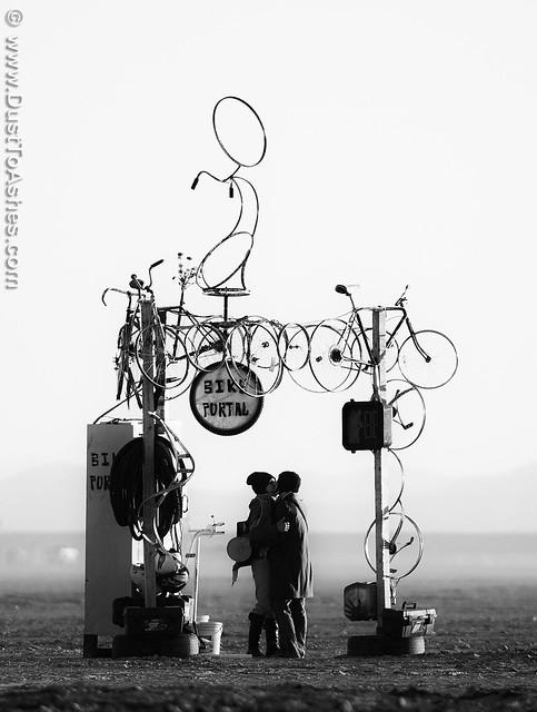 Burning Man 2014 - Lovers