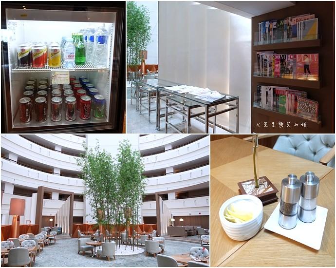 5 香格里拉台南遠東國際飯店 豪華閣 環境 住房