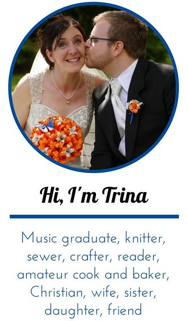 Hi, I'm Trina