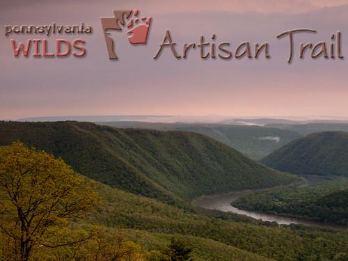 pa trail artisan wilds storymap