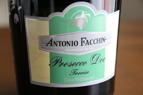 Antonio Facchinのプロセッコ