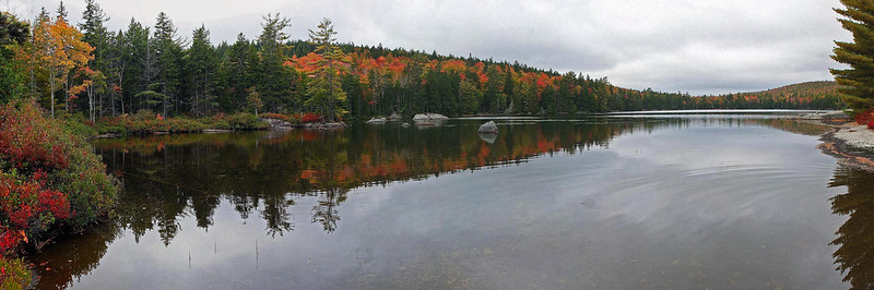 Partridge Pond pano10-1-14