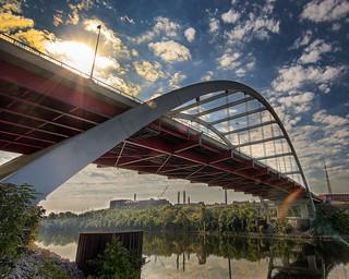 Nashville Gateway Bridge