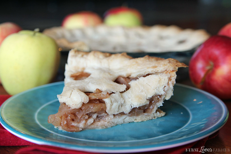 Grandmas Sweet Apple Pie