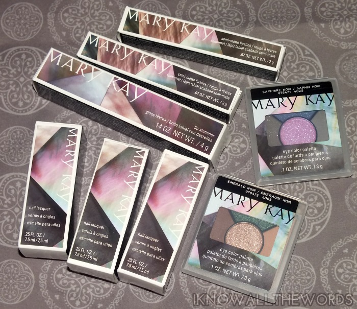 Mary Kay Midnight Jewels Collection