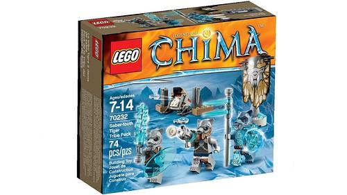 LEGO Legends of Chima 70232