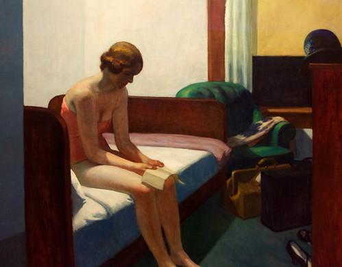 Edward Hopper - Camera d'albergo