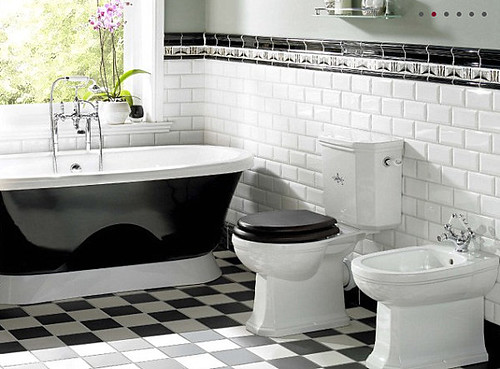 Unique Lavatory Tile Tips
