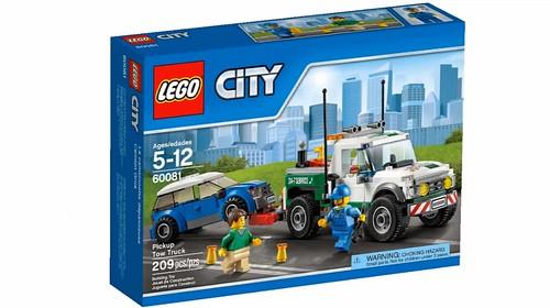 LEGO City 60081