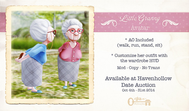 Little Granny Avatar