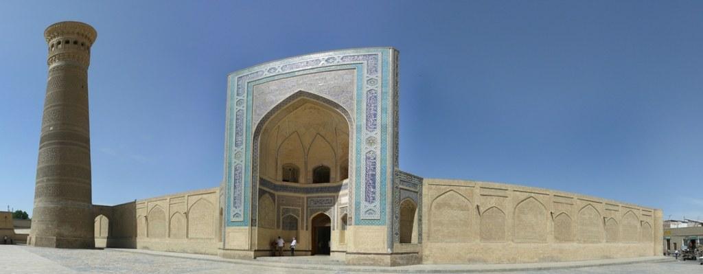 La mosquée de Kalon