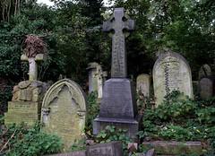 Abney Park Cemetery, Stoke Newington, Hackney, London