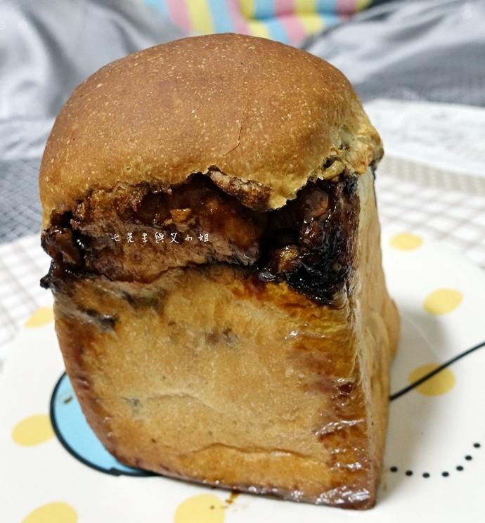 22 Ivi Bread 囍愛商行 食尚玩家 香橙吐司 黑糖核桃吐司 沒有招牌麵包店